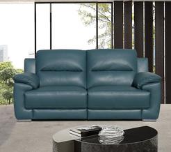 Model 167 verkrijgbaar in verschillende stoffen alsook in verschillende kleuren leder.